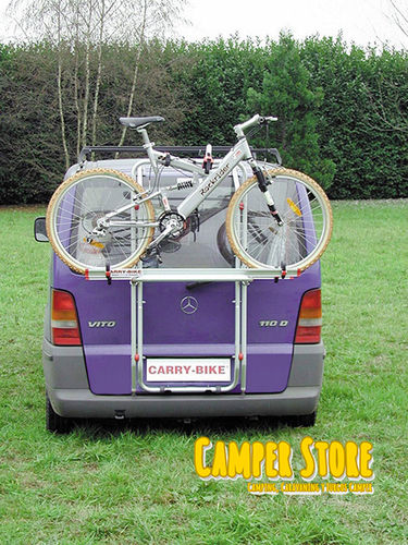 Portabicis Fiamma Carry Bike Mercedes Vito. Modelo hasta 2003