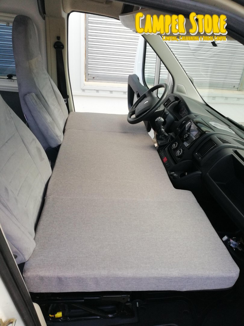 Cama plegable para ni os en asientos delanteros camperstore - Cama plegable ninos ...