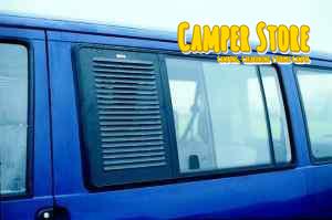 Air Lock T4. Sistema de ventilación portón trasero CamperStore
