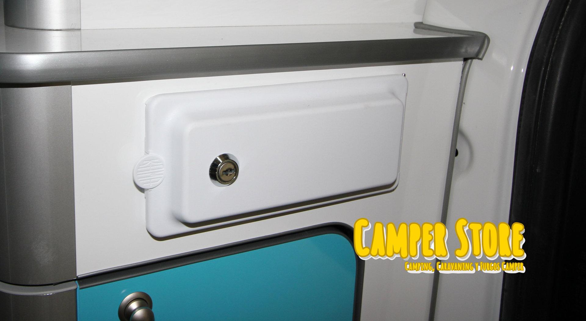Cajet n o toma conexion ducha mezcladora blanco camperstore for Precio de mezcladora para ducha