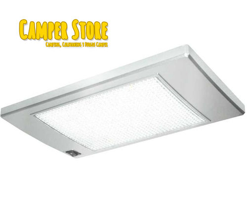 Plafón de superficie Led extrafino con interruptor
