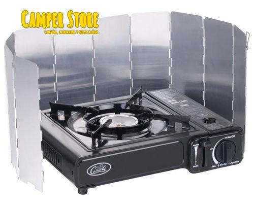 Camperstore camping y cocina para camping y camper for Cocina de gas portatil