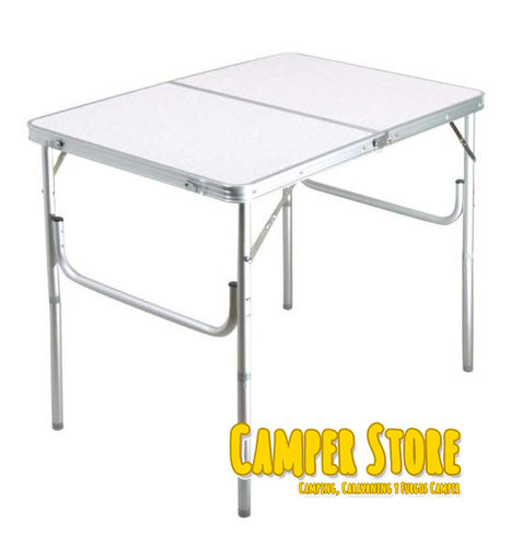 Mesa camping plegable Mini Max Luxus