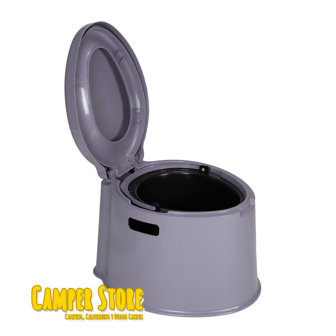 23 Camping Desserts The Ultimate Collection For Campers: Inodoro Portátil Para Camping Kampa Khazi,
