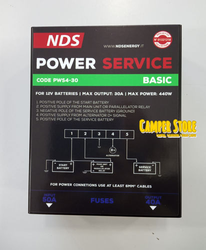 Power Service BASIC 30 de NDS