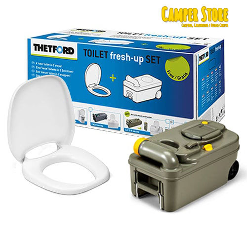 Set Fresh-Up Thetford Cassette C200W